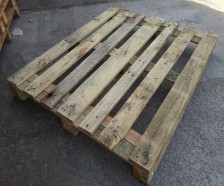 PALLET RECICLADO DESCARTABLE